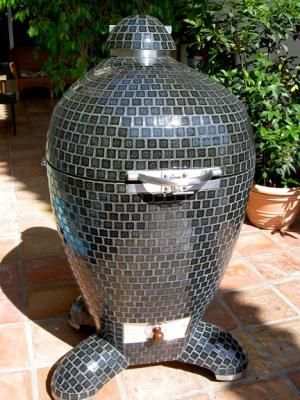 The Top Kamado Ceramic Grills And Smokers For 2017 Blue