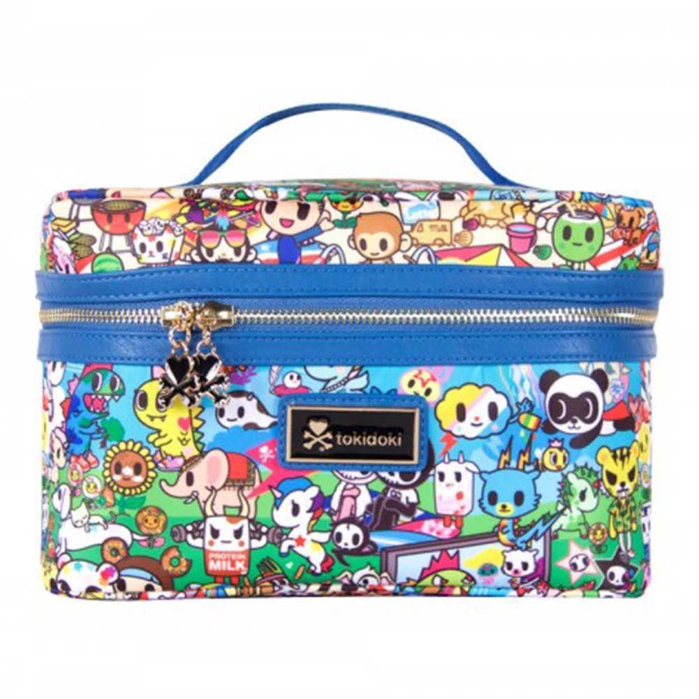 0d223019c Tokidoki Summer Splash Overnight Cosmetic Train Case | TOKIDOKI ...
