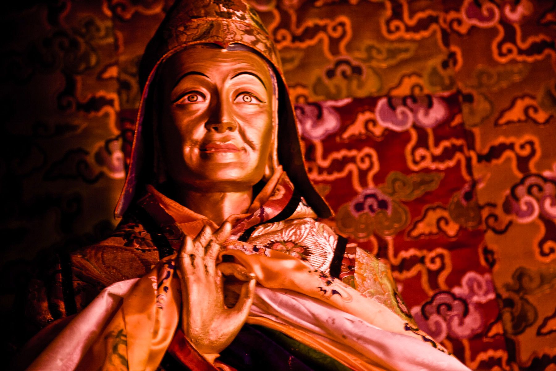 Shantarakshita   Bouddhisme, Bouddhisme tibétain et Tibet
