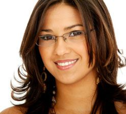 womens trendy glasses  17 Best images about Options for glasses on Pinterest