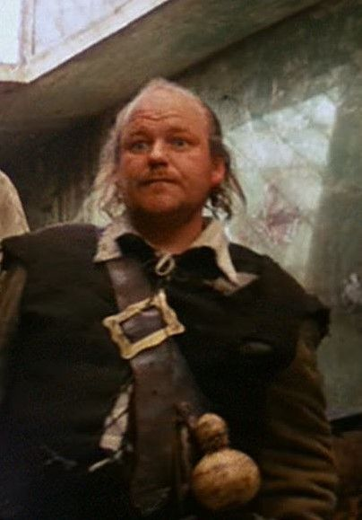 Image result for roy kinnear in the return of the three musketeers