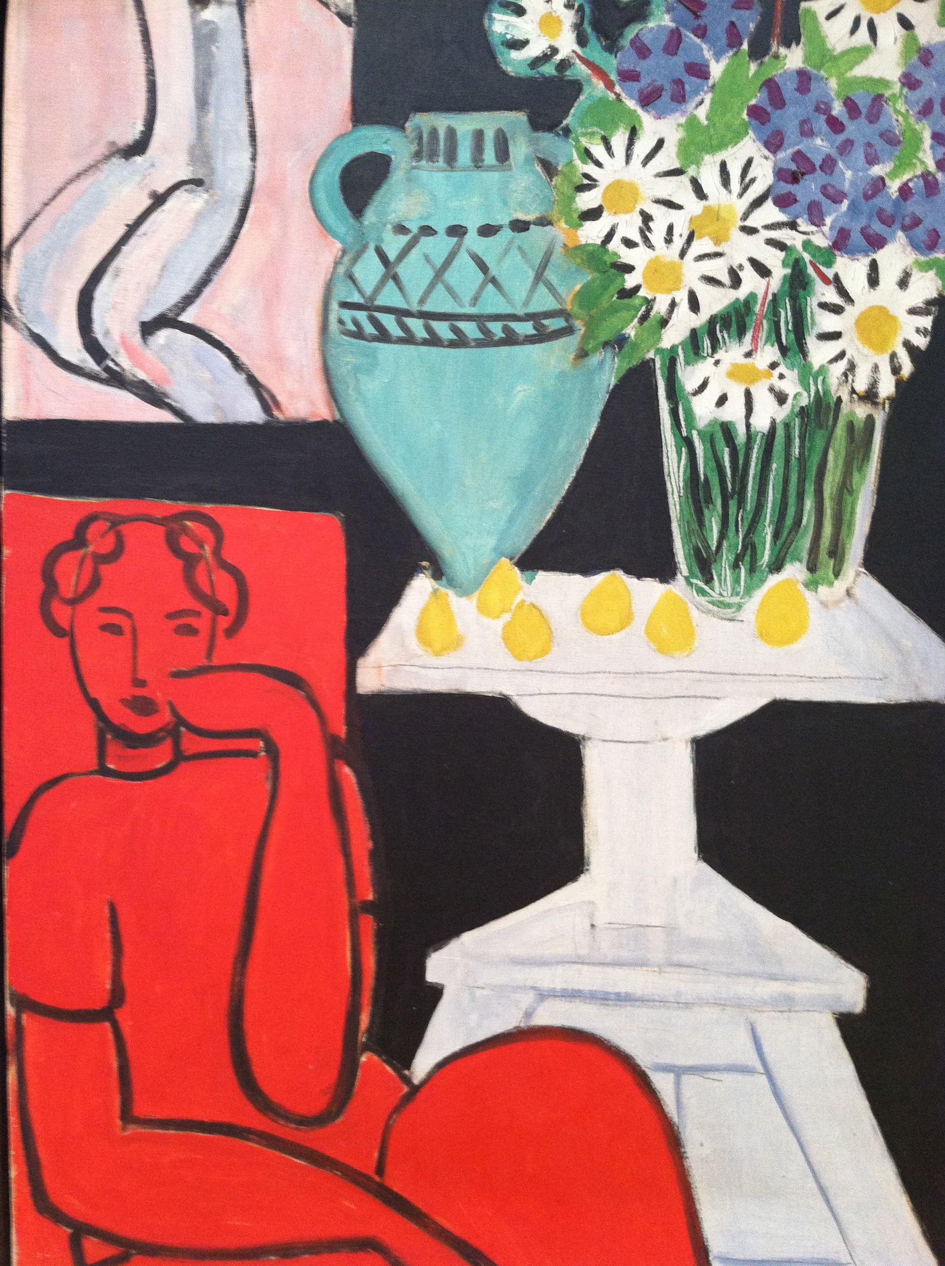 Matisse at Chicago Art Institute! | Art - Matisse | Pinterest | Cono ...