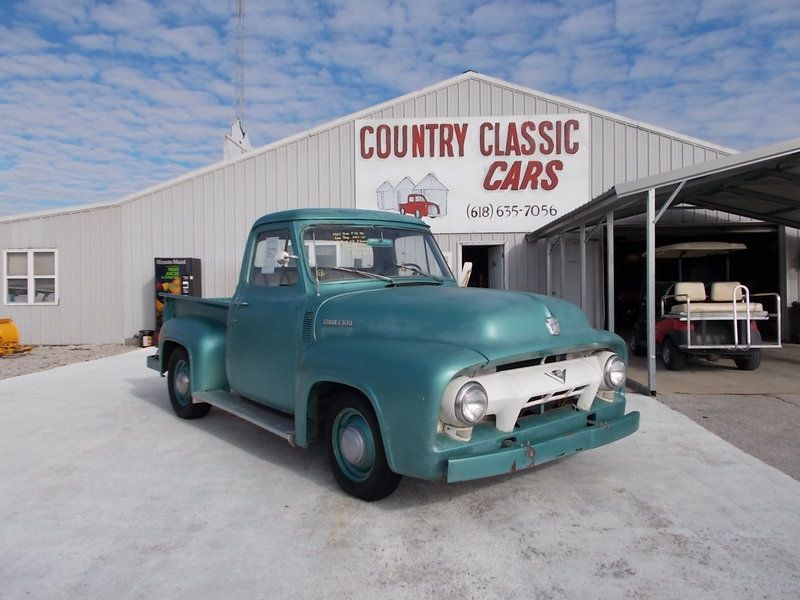 1954 Ford F100 for sale - Staunton, IL | OldCarOnline.com ...