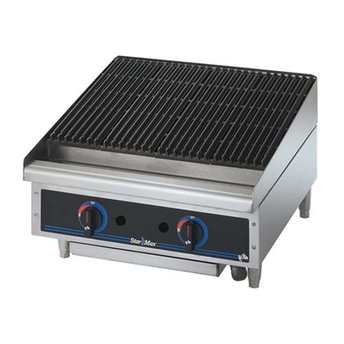 Star Max Radiant Char Broiler 15 Restaurant Equipment Gas