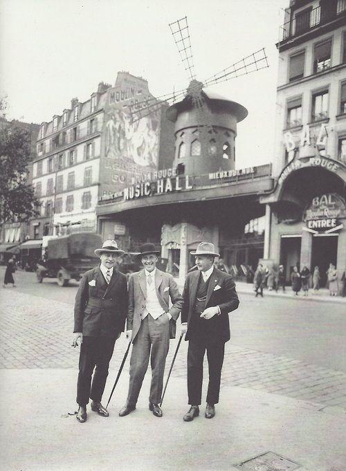 Albert Harlingue- Le Moulin-Rouge, vers 1925