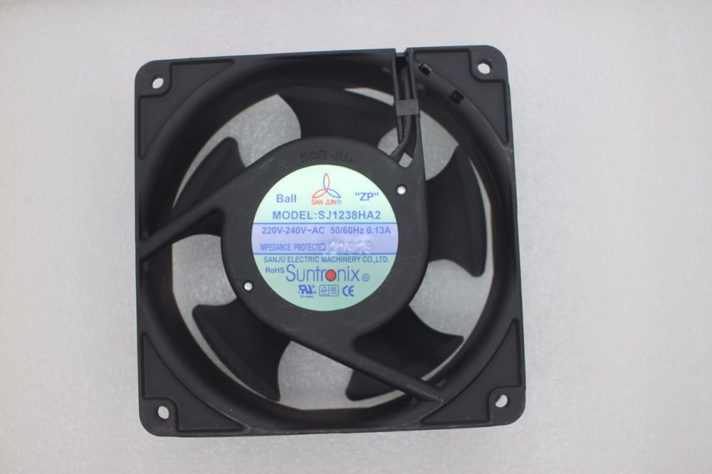 New Sanjun Suntronix Sj1238ha2 Cooling Fan 220v 240v 120x38mm