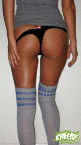 Sexy big tit black girl