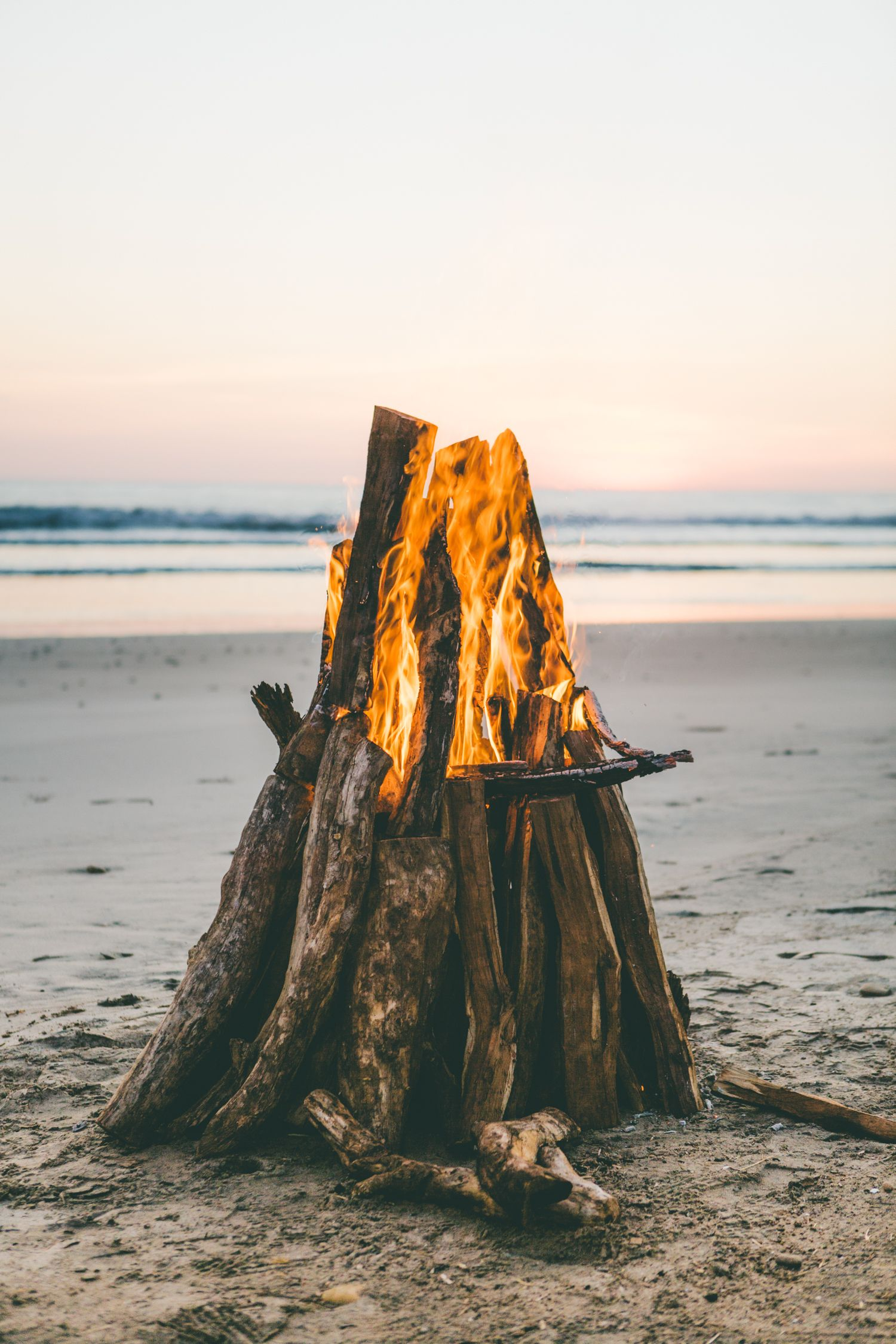 beach bonfires at sunset at mukulresort honeymoon pinterest