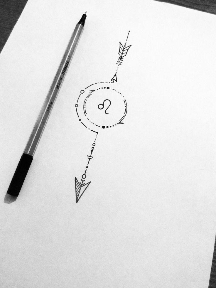 250+ Leo Tattoo Designs (2021) Zodiac Sign Symbol and Horoscope ideas