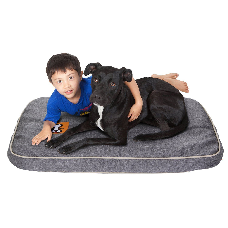 GoCooper Dog Bed 35 x 25 Inch, Orthopedic Large Dog Beds