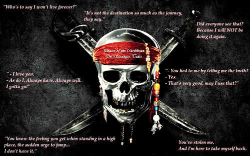 Why Is The Rum Gone Quote: Why Is The Rum Always Gone: Pirates Of