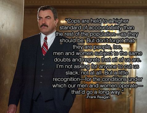 Image result for blue bloods quote
