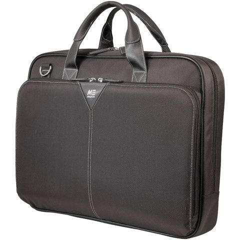 """Mobile Edge 16"""" Pc And 17"""" Macbook Nylon Notebook Briefcase (select) - MNM Gifts"""