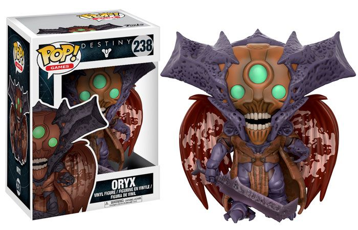 Pop Games Destiny The Hit Video Game Destiny Is Joining The Funko Family From The Upcoming Video Game Destiny 2 Rel Vinyl Figures Pop Vinyl Figures Pop Vinyl