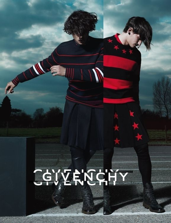 Givenchy Fall 2012 Campaign by eula.snow