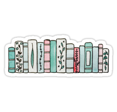 Pastel Books Sticker By Emma Mildred Riggle Homemade Stickers Bubble Stickers Hydroflask Stickers