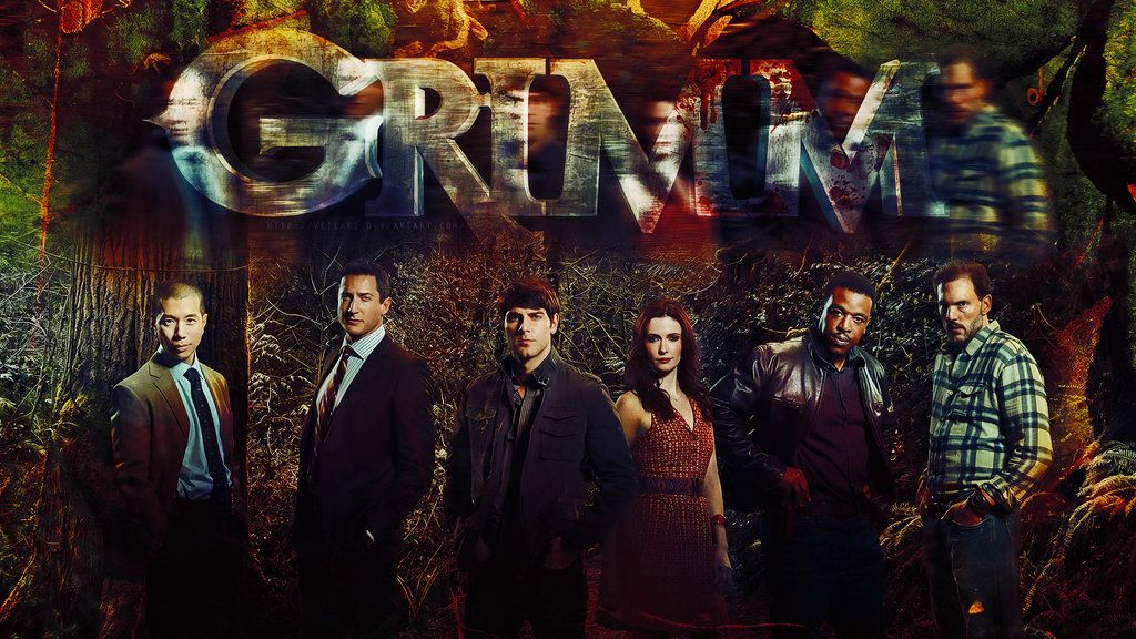 Grimm (2011– ) ~~ Drama | Fantasy | Horror ~~ A homicide detective discovers he is a descendant of hunters who fight supernatural forces. ~~ Photo Wotk by Ksenya