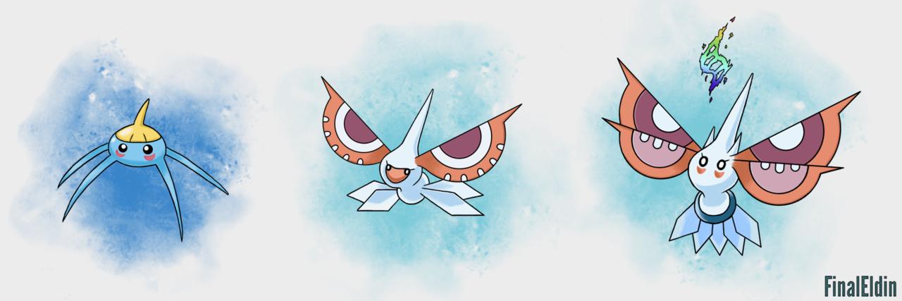 36+ Masquerain pokemon information