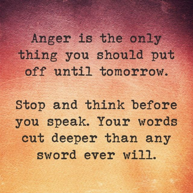 Quotes About Anger And Rage: ANGER = WEAKNESS! Control Your Temper Or It Will Control