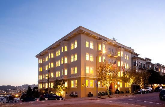 Hotel Drisco A Joie De Vivre Property In Pacific Heights