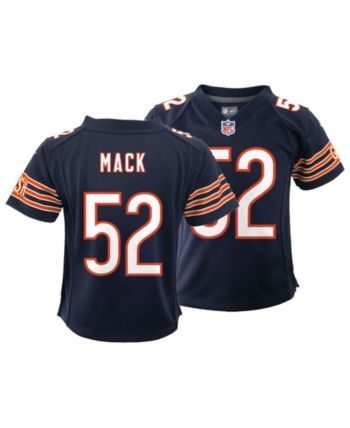 official photos 52976 346fc Nike Little Boys Khalil Mack Chicago Bears Game Jersey in ...