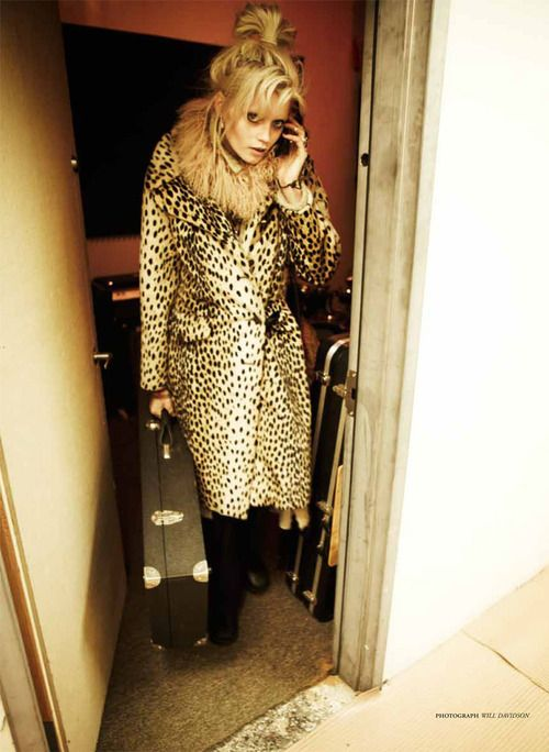 Leopard Print Party Dress Tumblr