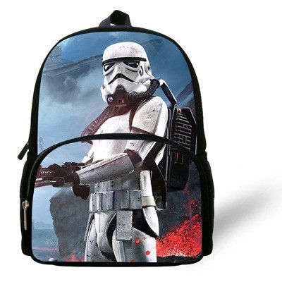 864bead6fa0b 12-Inch Preschool Backpacks For Boys Girls Star Wars Backpack For Kids  Kindergarten Backpacks Star Wars Bag For Children Baby
