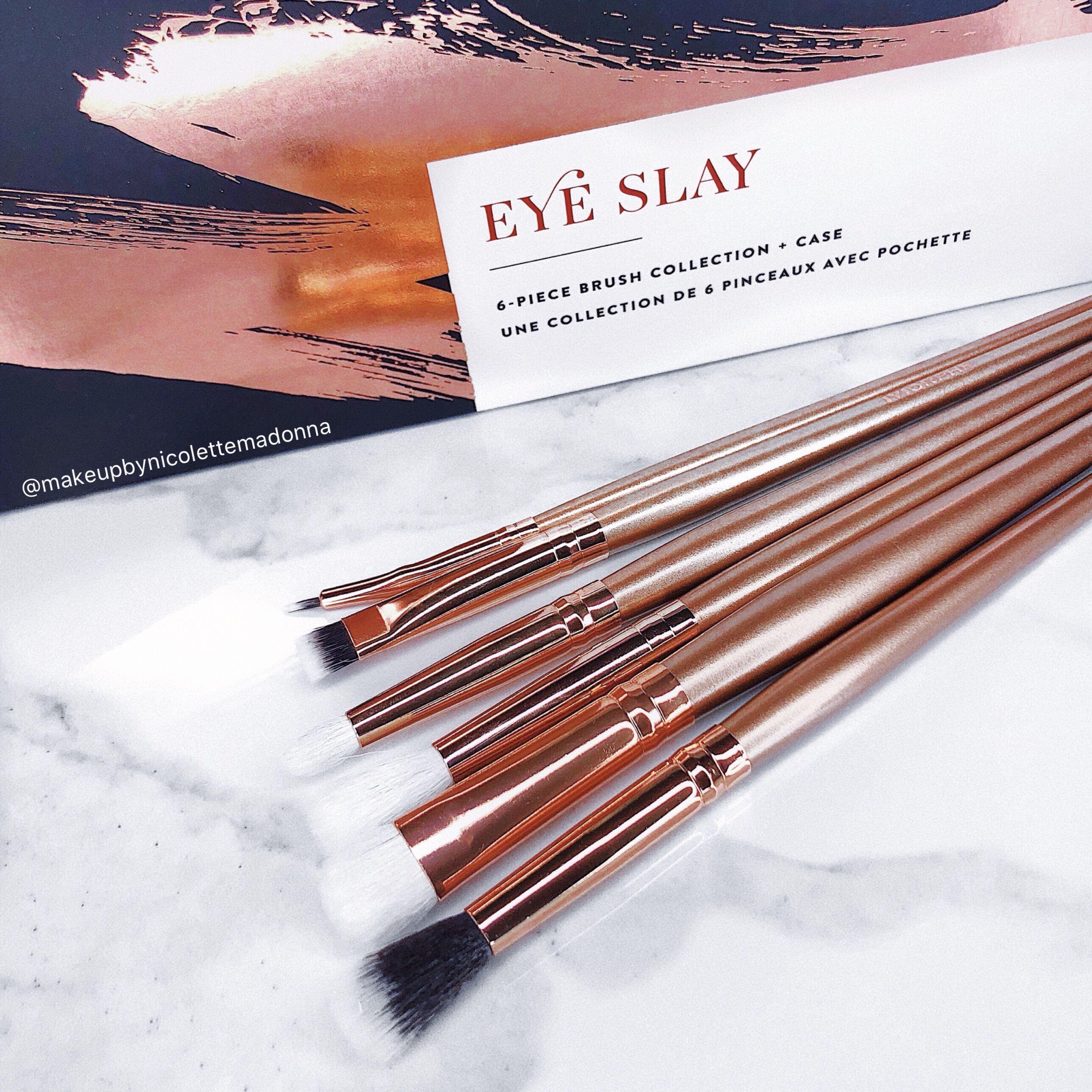 Morphe Eye Slay brush set! How to clean makeup brushes