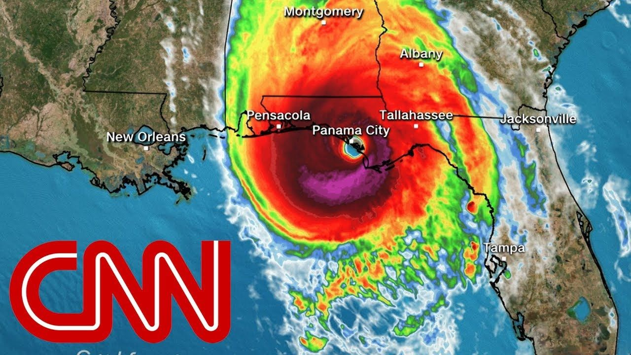 Hurricane Michael Makes Landfall With 155mph Winds Hurricane Hurricane Winds National Hurricane Center