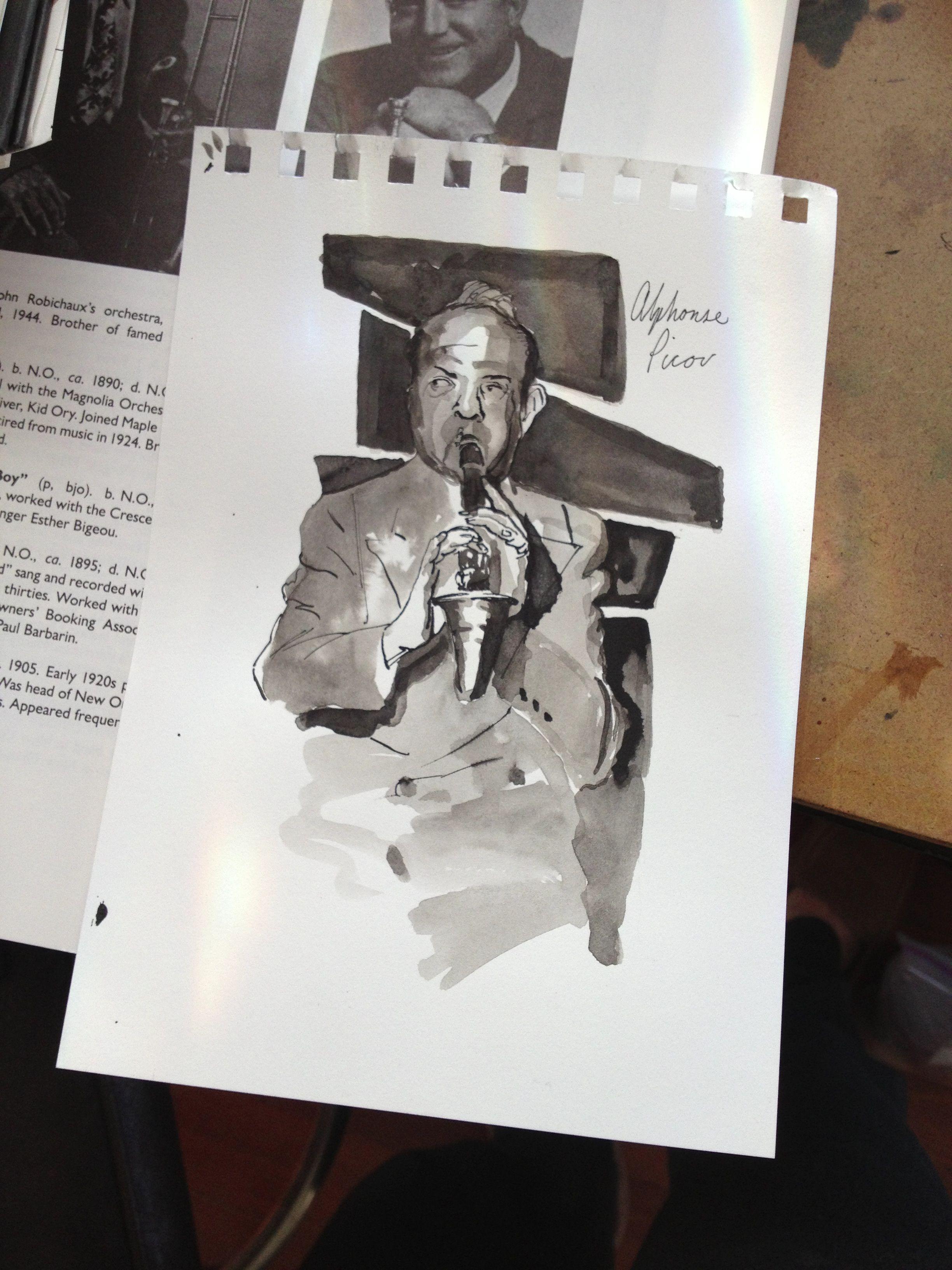 Alphonse picou sketches pinterest sketches