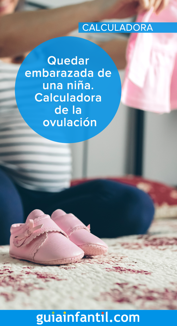 calculadora para quedar embarazada de una niña
