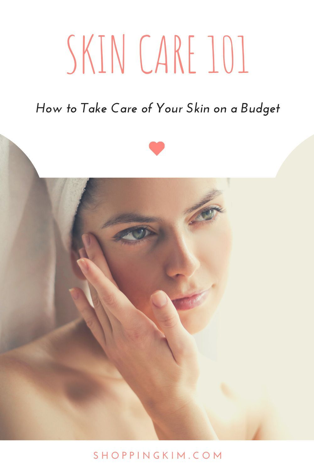 How To Take Care Of Your Skin On A Budget Shopping Kim In 2020 Budgeting Sensitive Skin Your Skin