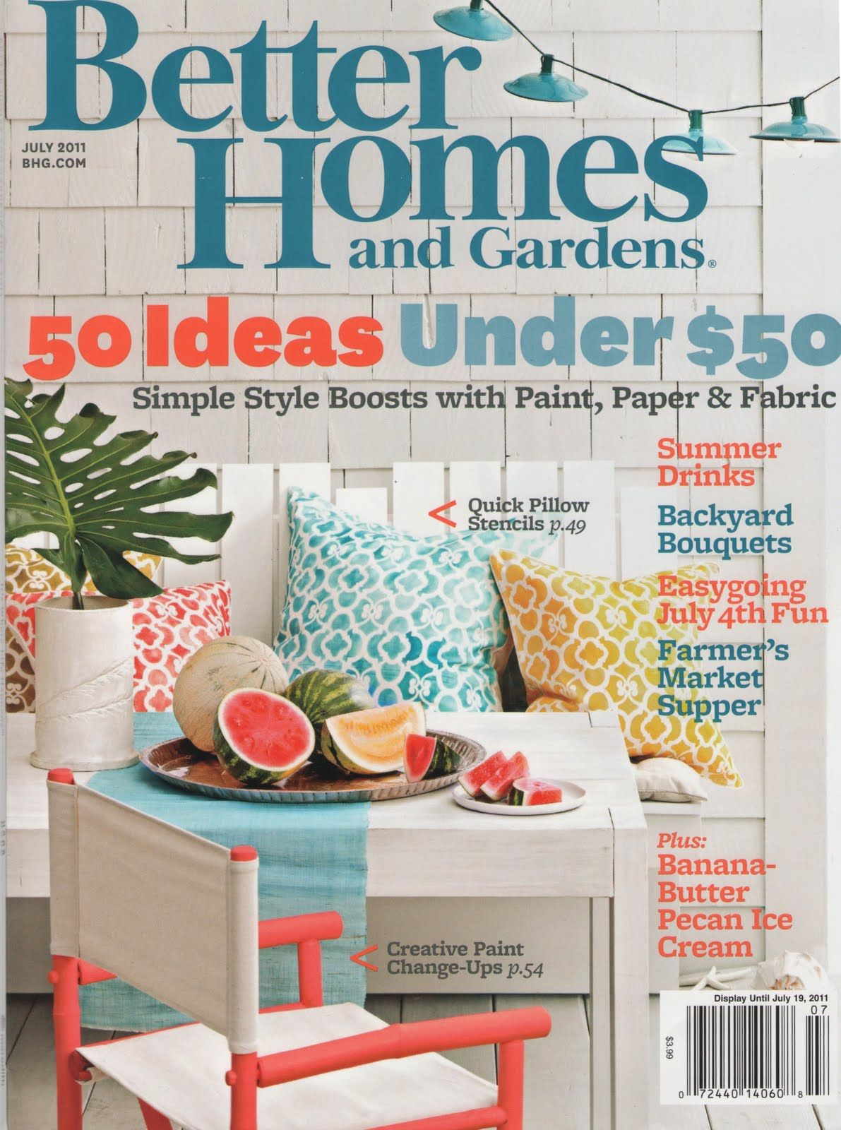 Free Better Homes And Gardens Magazine 1 Year Subscription Freebies Pinterest