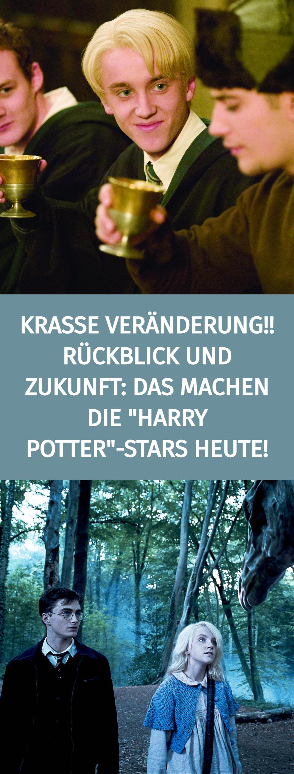 20 Jahre Ist Es Her Dass Der Erste Harry Potter Teil In Die Kinos Kam Doch Was Wurde Aus Harry Ron Hermine Und Co Das Machen Die In 2021 Filme Ron Weasley Kino