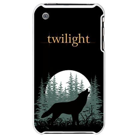 Twilight [wolf] iPhone Case #cafepress