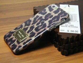 http://www.jewelryloveu.com/iphone-6-6-plus-case/michael-kors-iphone-6-case-leopard.html Michael Kors iPhone 6 Case Leopard $28.99