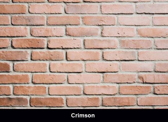 Thin Brick Veneer When You Cannot Afford To Lose Precious Real Estate In  Your Interior Space Or You Just Want That Look Of A Full Brick With Easy ...