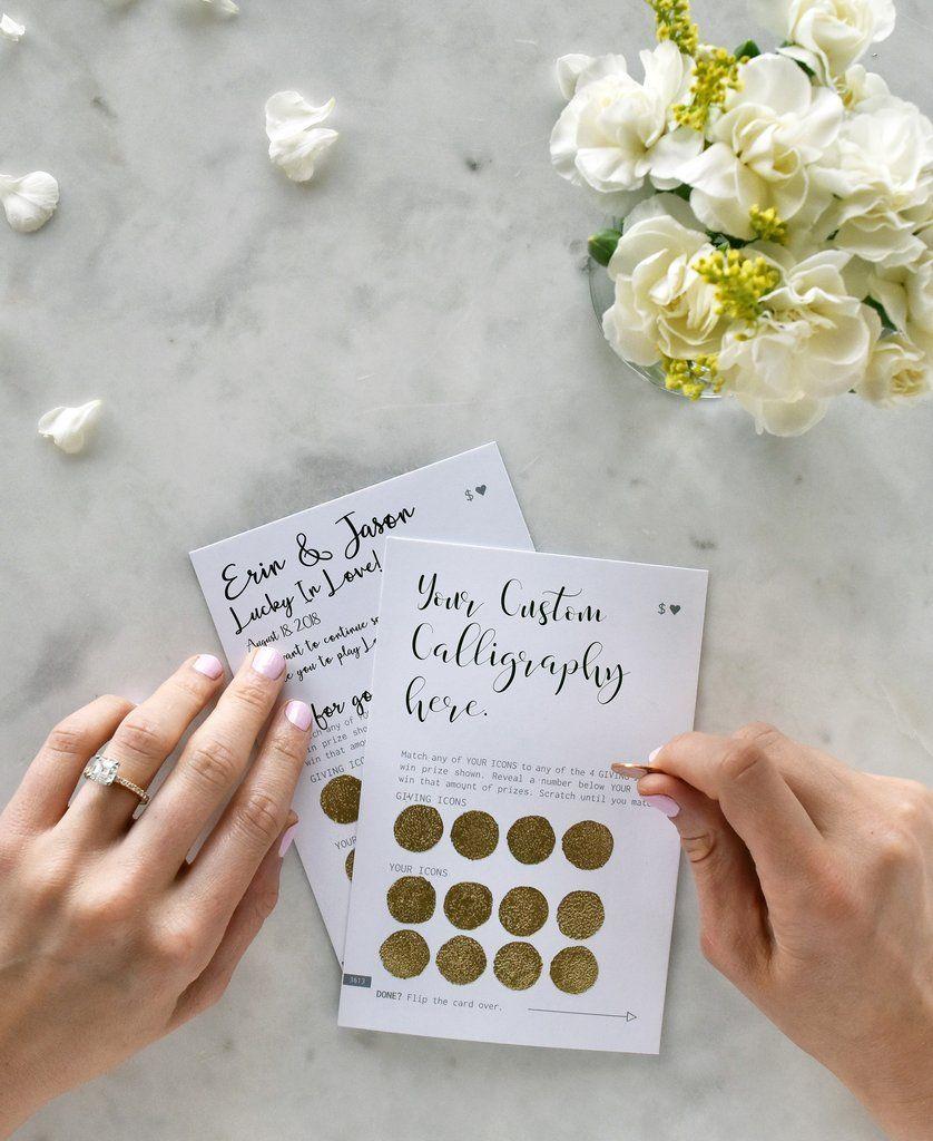 Lucky in Love Wedding Favors | Nsesa\'s Luck in Love | Pinterest ...