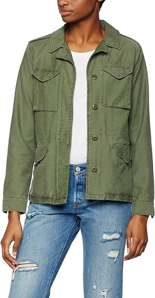 Levi's Damen Surplus Jacket Jacke #damen #frau #fashions # ...