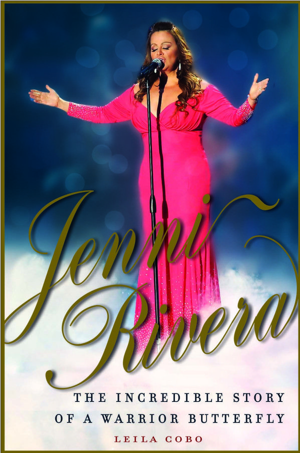 US Cover: Jenni Rivera: The Incredible Story of a Warrior ...