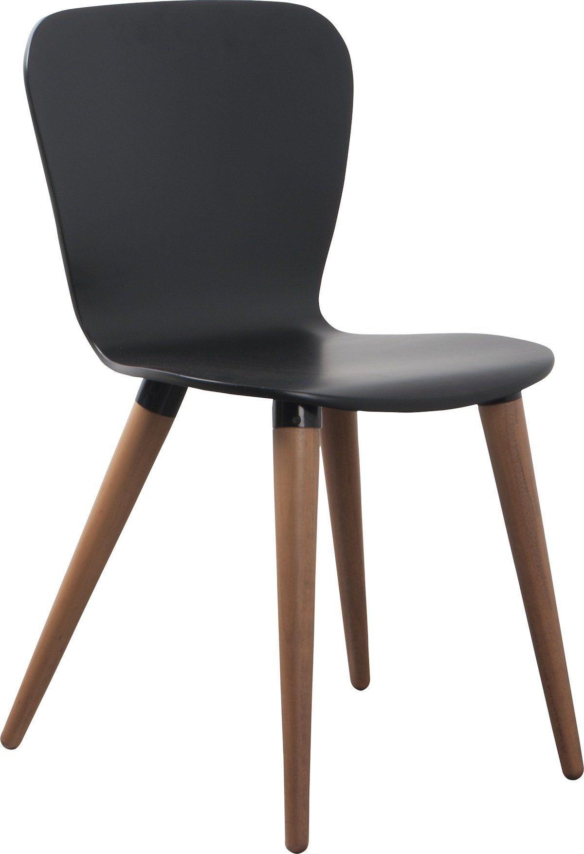 Erstaunlich Küchen Und Esszimmerstühle Das Beste Von Designbotschaft: Oslo Stuhl Schwarz - Esszimmerstühle 1