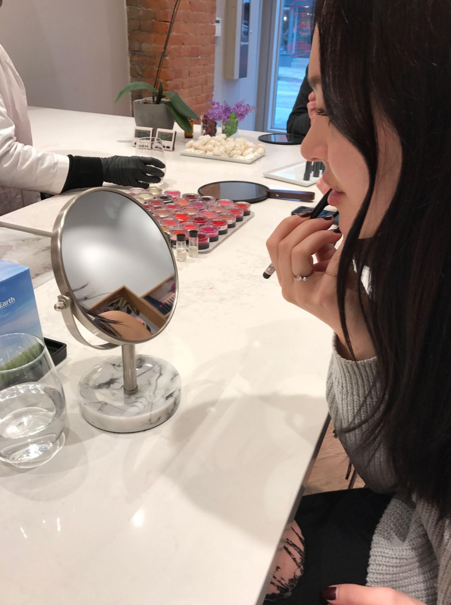 THE BITE BEAUTY LIP LAB | m e cosmetics | Bite beauty lip