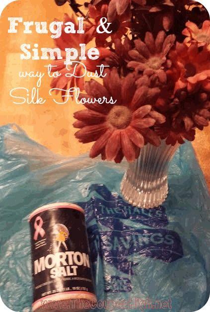 Frugal simple way to clean silk flowers silk flowers frugal and frugal simple way to clean silk flowers mightylinksfo