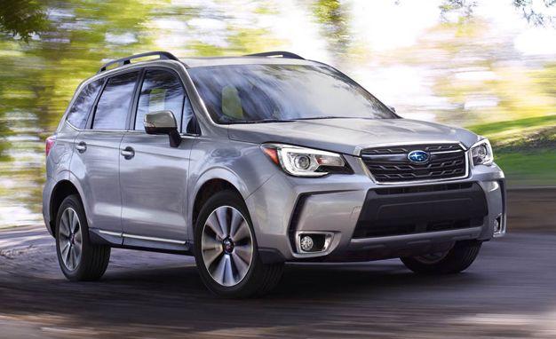 Car News Automotive Trends And New Model Announcements Subaru Forester Subaru Forester Xt Subaru
