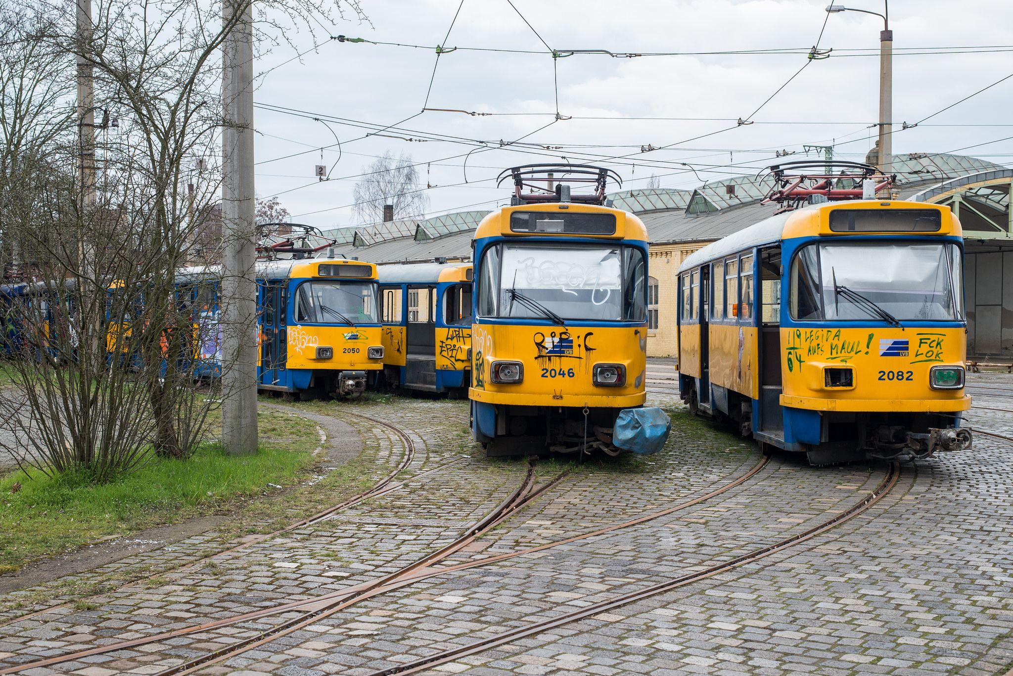 Lvb Straßenbahn