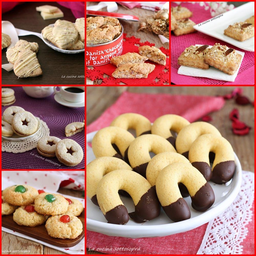 30 ricette di biscotti e dolcetti facili da preparare nel