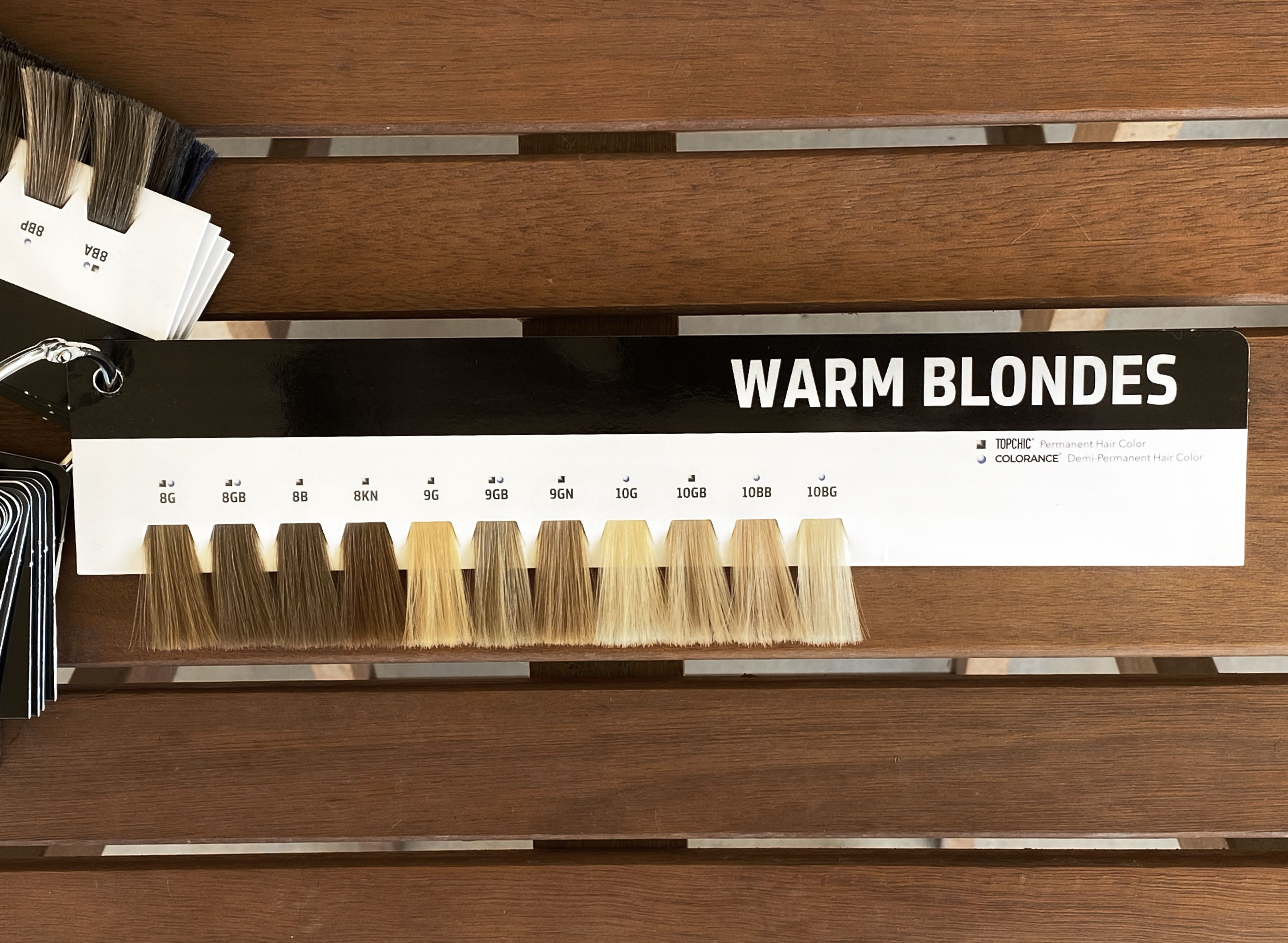 Goldwell Hair Color Chart For Salons And Stylists In