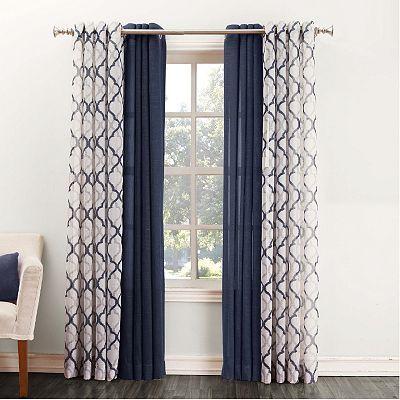 Sonoma Life Style Ayden Lona Curtains Kohls Curtains