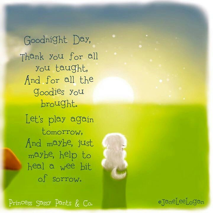 Goodnight Day Good Night Moon Day And Night Quotes Good Night Quotes