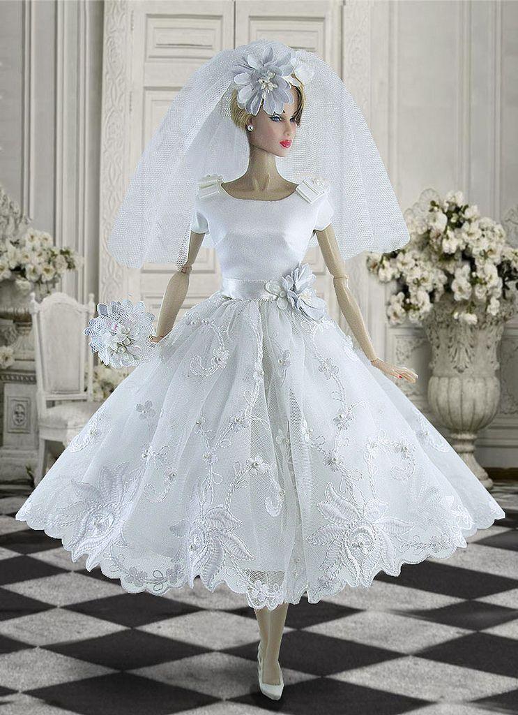 Wedding Dress 2 | Barbie, Kleine mädchen und Puppen
